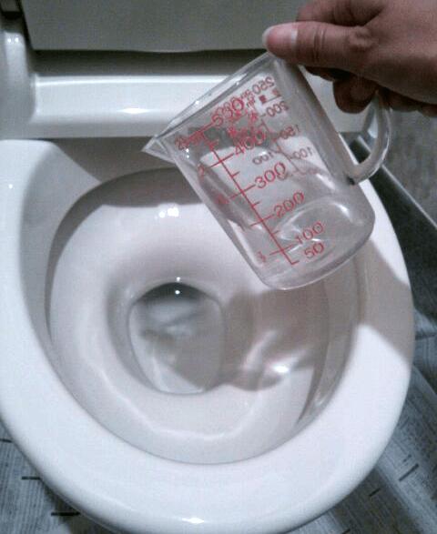 方 直し トイレ つまり